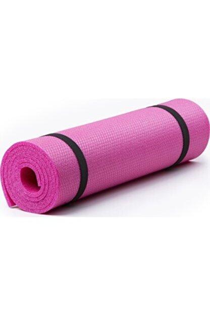 Walke 7 Mm Kalınlık Pilates Matı Yoga Matı Kamp Matı Pembe Boy 150 Cm En 51 Cm