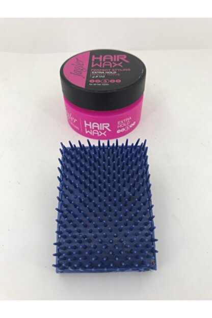 Jagler Wax Güçlü Tutuş + Saç Yıkama Tarağı