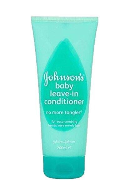Johnson's Baby Johnson's Baby Leave-in Conditioner ( Saç Kremi ) 200ml