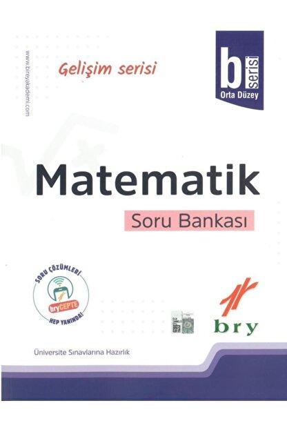 Birey Yayınları Bry Birey Gelişim Serisi Matematik B Soru Bankası