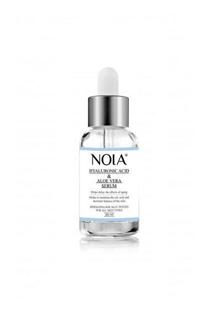 Noia Hyaluronic Acid & Aloe Vera Serum