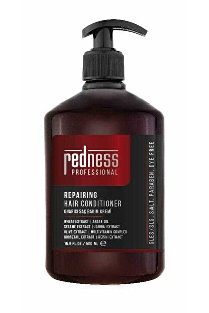 REDNESS Repairing Hair Conditioner (Onarıcı Saç Bakım Kremi)500ml