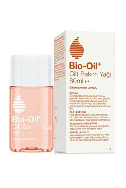 Bio-Oil Cilt Bakım Yağı 60 ml Çatlak Karşıtı & Nemlendirici