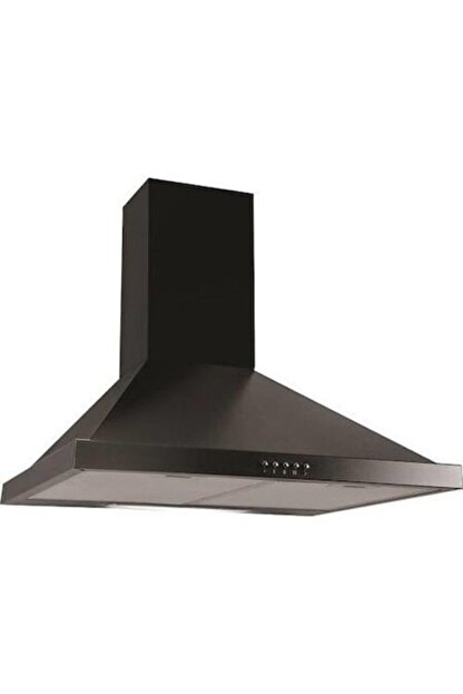 KUMTEL Dp6-s Siyah Piramit Davlumbaz