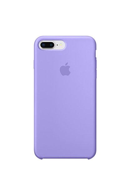 Enz Aksesuar Lila Apple Iphone 7 Plus Lansman Kılıf - Içi Süet