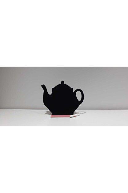 BAKTUĞ Mdf Çaydanlık Kara Tahta