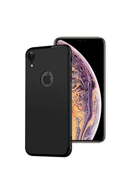 Apple Microsonic Iphone Xr (6.1'') Kılıf Kamera Korumalı Siyah