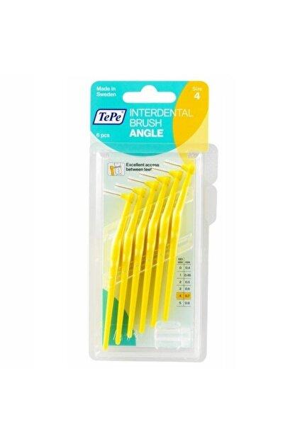 TePe Angel Arayüz Fırçası 0.7 mm - Sarı
