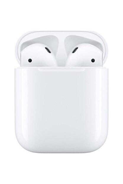 RUKUSHE Super Beyaz Ipone  2. Nesil Bluetooth Kulaklık Android -ios