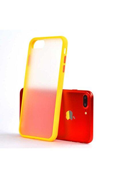 Zore Apple Iphone 8 Plus Kılıf Fri Silikon -