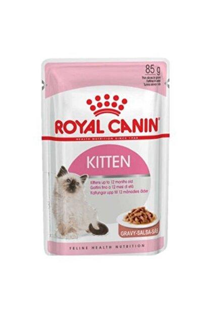 Royal Canin Gravy Kitten Instinctive Yaş Yavru Kedi Maması 85 g