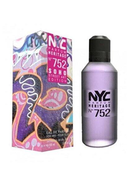 NYC Parfüm Heritage No:752 100 Ml. Soho Street Art Edition Kadın Parfüm