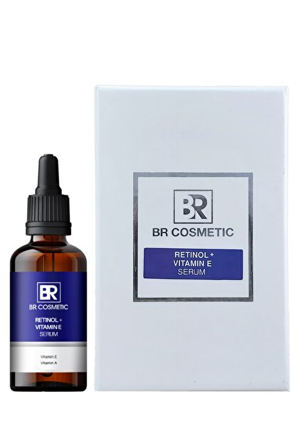 BR Bio Cosmetics Retinol + E Vitamin Serum