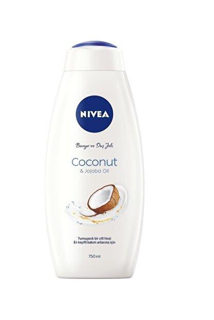 Nivea Coconut 750 ml Duş Jeli