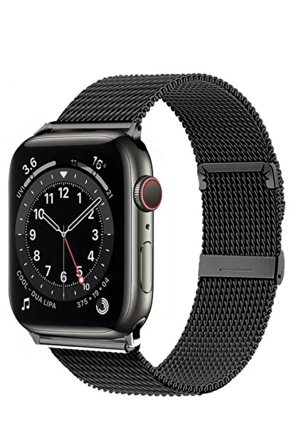 Carmenta Watch X7 Milanese Multifonksiyon Akıllı Saat - Bilek Sensörlü , Ios Ve Android Uyumlu