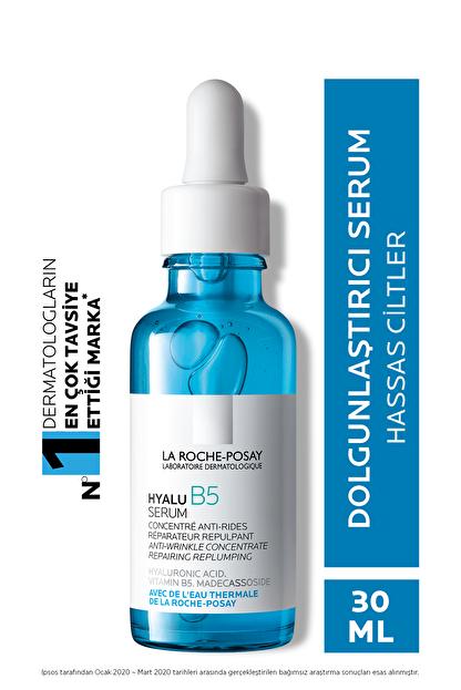 La Roche Posay Hyalu B5 Cilt Serumu Hyalüronik Asit ve Vitamin B5 ile Nemlendirme ve Dolgunlaştırma 30 ml