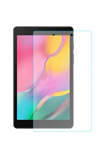 Fibaks Galaxy Tab A 8.0 Sm T290 Uyumlu Ekran Koruyucu Nano Esnek Flexible 9h Temperli Kırılmaz Cam