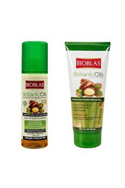 Bioblas Arganlı Saç Bakımı 2'li Set