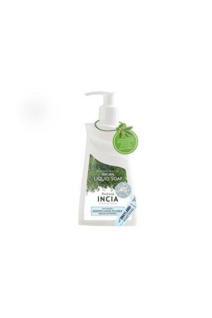 INCIA Zeytinyağlı Arındırıcı Doğal Sıvı Sabun 250 ml