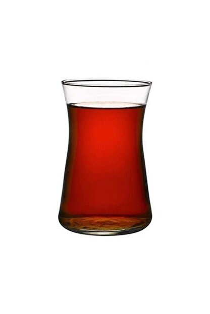 Paşabahçe Heybeli Çay Bardak 6'lı
