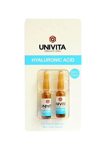 Univita Hyaluronic Acid Cilt Bakım Serumu 2+2 ml