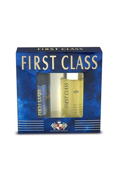First Class Edt 100 Ml+deo 150 Ml Parfüm Set Karton Fırst Class