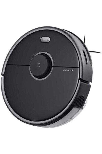Roborock S5 Max Siyah Robot Süpürge Vacuum Cleaner
