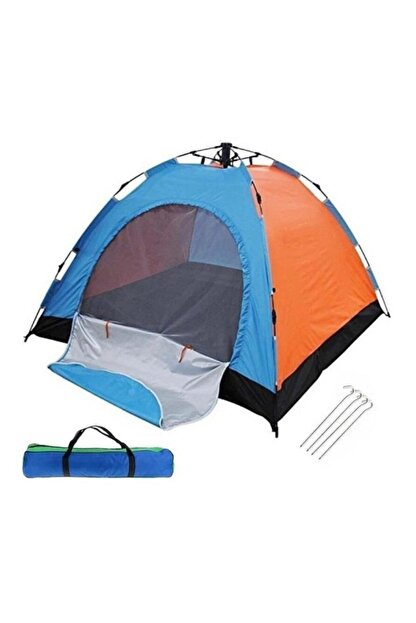 Nada Otomatik Kurulumlu Kamp Çadırı 8 Kişilik (250x250)
