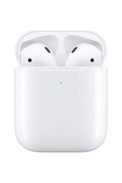 Resterve Beyaz Ipone  2. Nesil Uyumlu Bluetooth Kulaklık