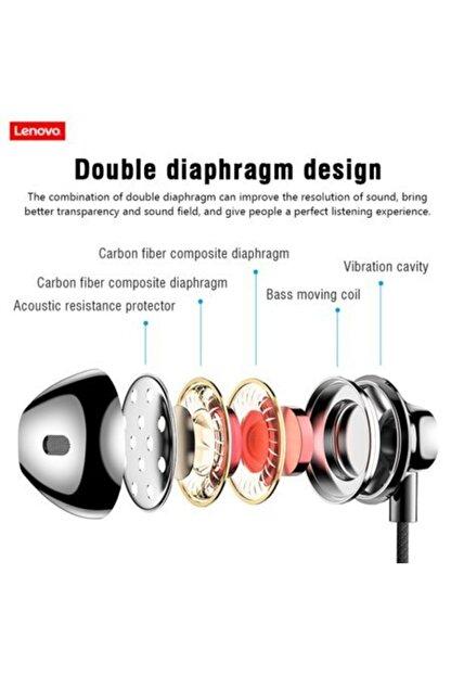 LENOVO Hf140 3,5 Mm Jack Kablolu Mikrofonlu Kulaklık