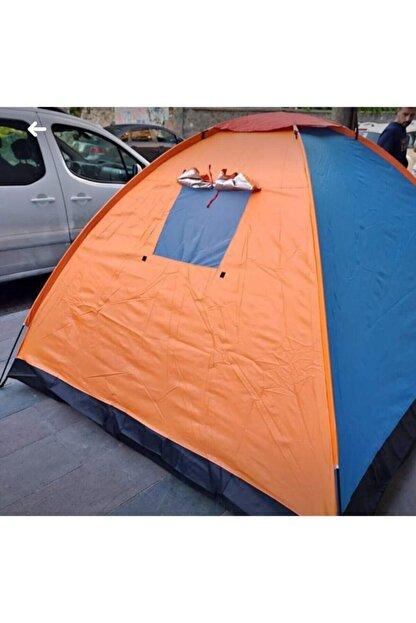 Öncü Kamp Manuel Kurulum Kamp Çadırı 6 Kişilik