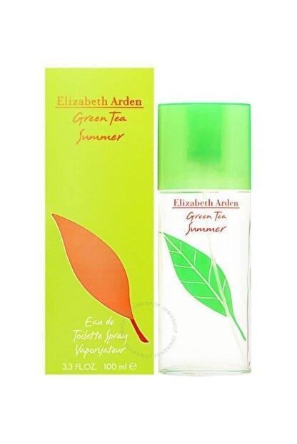 Elizabeth Arden Green Tea Summer Edt 100 ml Kadın Parfümü 085805036577