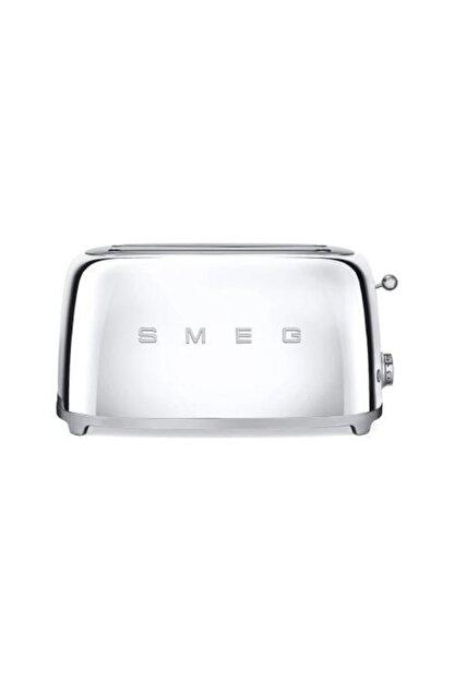 Smeg 4 Dilimli Çelik Ekmek Kızartma Makinesi Tsf02sseu