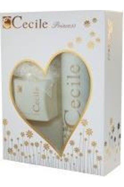 Cecile Princess Edt 100 ml +Deo 150 ml Kadın Parfümü Seti 8698438201322