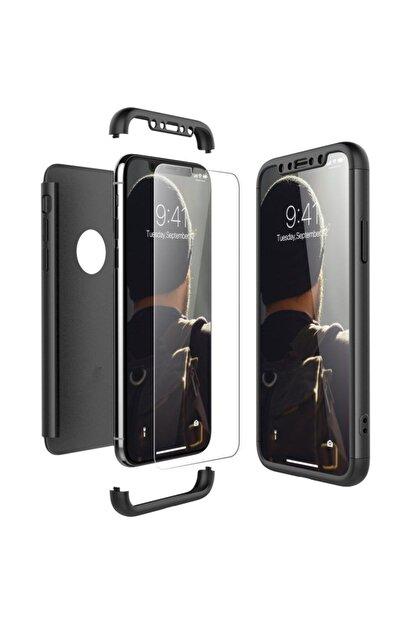 Zipax Apple Iphone Xs Max Kılıf Zr-ays 360 Koruma 3 Parçalı
