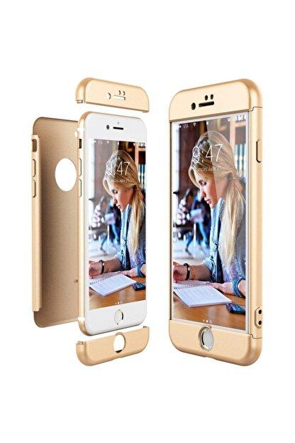 Zipax Apple Iphone 7 Kılıf Zr-ays 360 Koruma 3 Parçalı