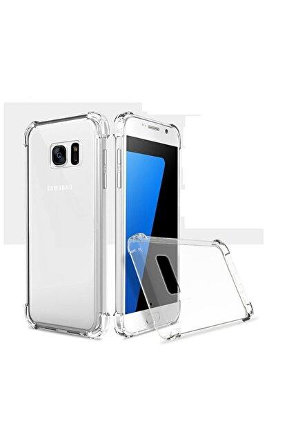 Zipax Samsung Galaxy S7 Edge Kılıf Anti Shock Silikon Kılıf