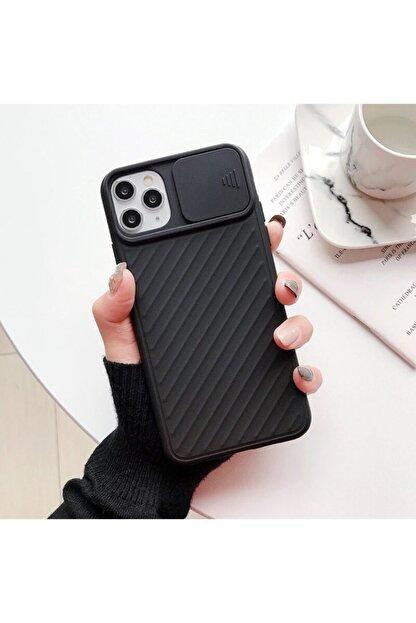 Mobildizayn Apple Iphone 11 Pro Max Kamera Korumalı Darbe Önleyici Kılıf