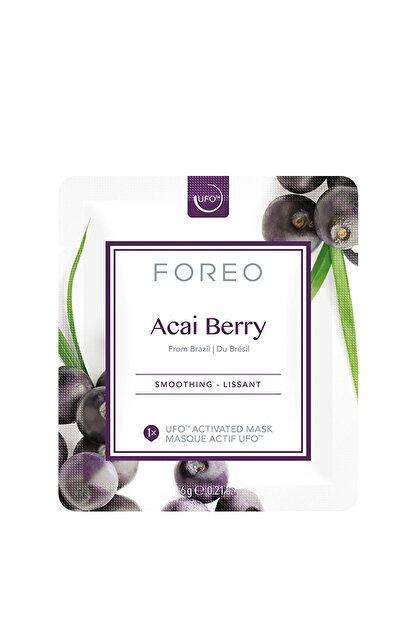 Foreo UFO™ Mask Acai Berry Pürüzsüzleştirici 6'lı Aktif Maske 7350092139403