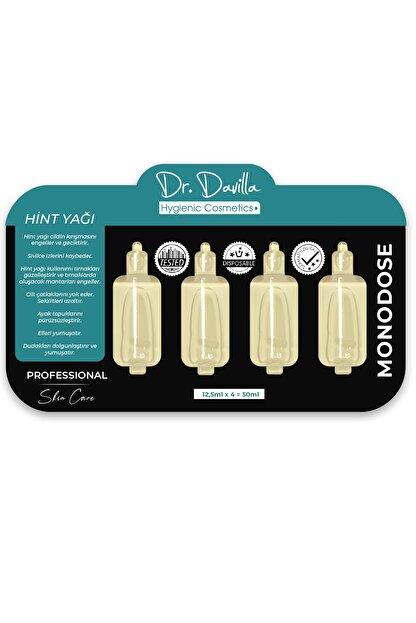 Dr.Davilla Dr. Davilla Hint Yağı 50ml Saç, Kaş, Kirpik Ve Tırnak Bakım Yağı