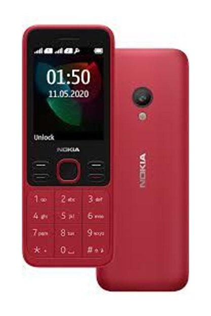 Nokia Kırmızı C6 / 515 Kameralı Hafıza Kartlı Cep Telefonu