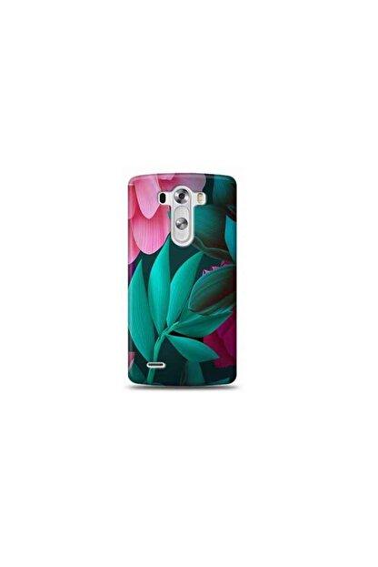 Ren Geyik Lg G3 Mini Gül Tasarımlı Telefon Kılıfı Y-bayanklf0115