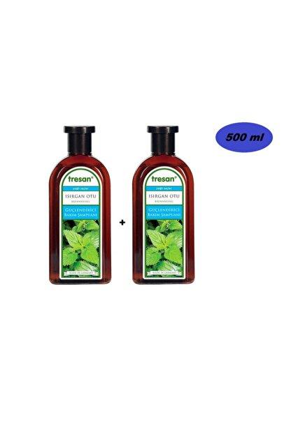 Tresan Şampuan Isırgan Yağlı Saçlar 500 ml x 2 Adet