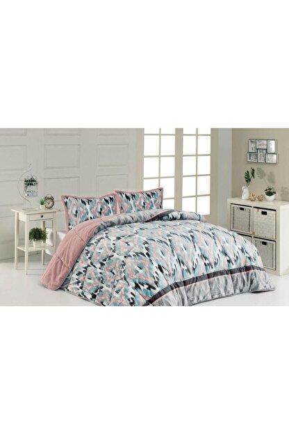 Merinos Beyaz Pamuklu Çift Kişilik Uyku Seti Ar0112
