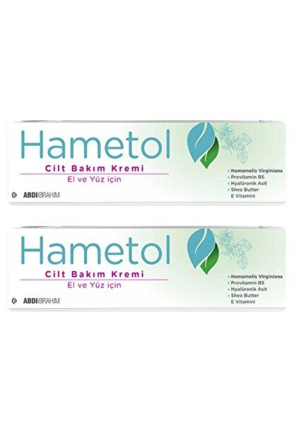 Hametol Cilt Bakım Kremi 30 gr (2 Kutu) 10528699514350156