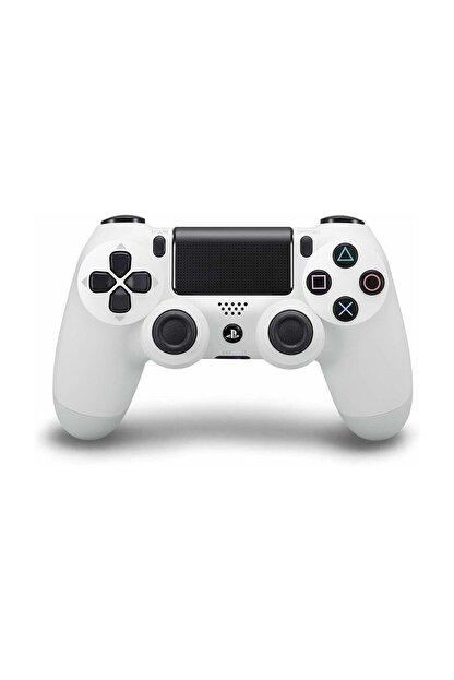 Sony PS4 Dualshock Kablosuz Kumanda Glacier White - Buz Beyazı V2 (Eurasia Garantili)
