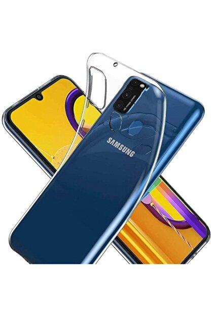 Telefon Aksesuarları Galaxy M31 Silikon Kılıf