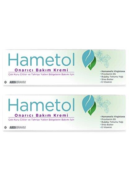 Hametol Onarıcı Bakım Kremi 30 gr (2 Kutu) 10518699514350156