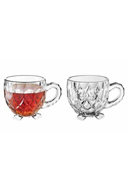 Perotti Vera 3 Ayaklı 6 lı Çay Kahve Fincanı