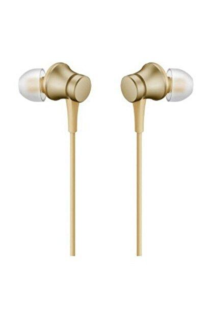 Telefon Aksesuarları Piston Fresh Edition Mikrofonlu Kulakiçi Kulaklık GOLD